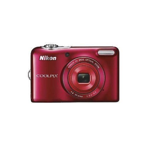Nikon - Coolpix L32 De 20,1 Megapíxeles Cámara Digital -