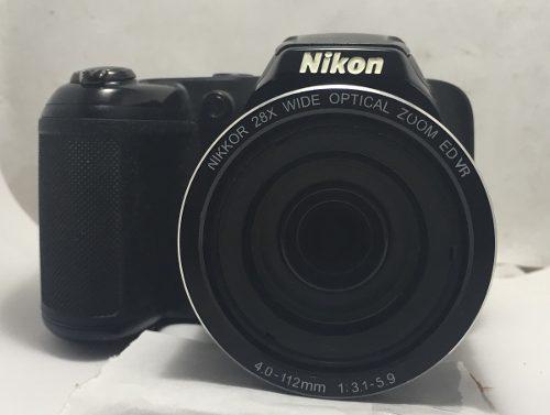 Nikon Coolpix L340 Zoom X 28 Camara Digital Con Mochila