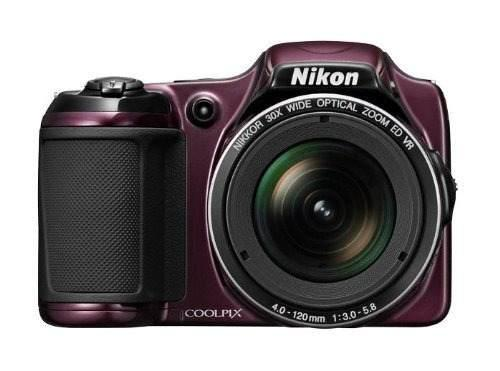 Nikon Coolpix L820 16 Mp Cmos Digital Cámara Con Zoom 30x L