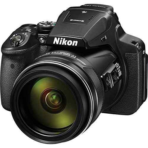 Nikon Coolpix P900 Cámara Digital 83x Zoom Óptico