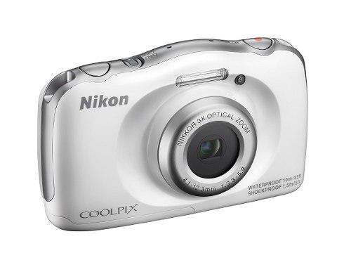 Nikon Coolpix S33 Camara Digital De 13.2 Megapixeles