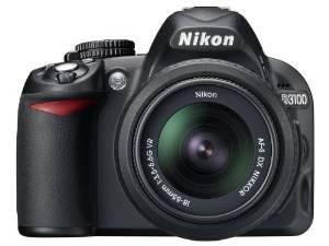 Nikon D3100 Cámara Réflex Digital Con 18-55mm F / 3.5-5.6