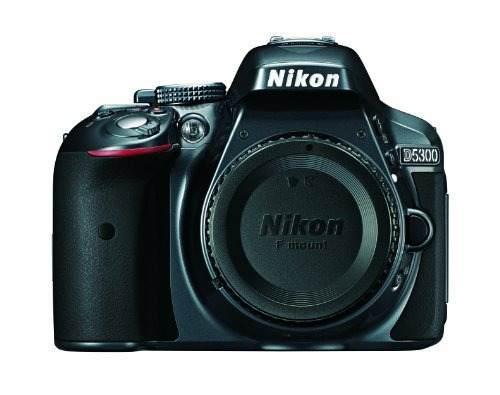 Nikon D5300 24.2 Mp Cmos Digital Slr Cámara Con Construido