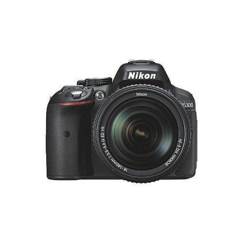 Nikon - D5300 Cámara Réflex Digital Con Lente 18-140mm F -