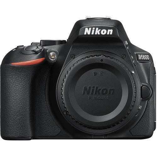 Nikon D5600 Cámara Réflex Digital (sólo Cuerpo)