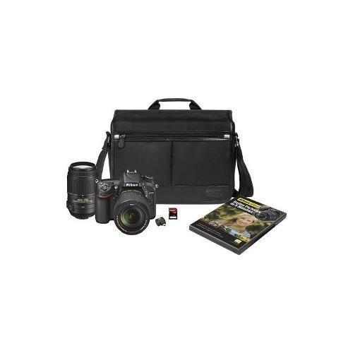 Nikon - D7100 Cámara Réflex Digital Con 18-140mm Y
