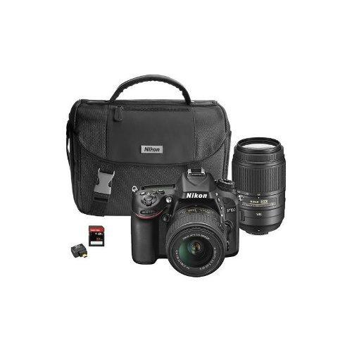 Nikon - D7100 Cámara Réflex Digital Con 18-55mm Vr Ii Y