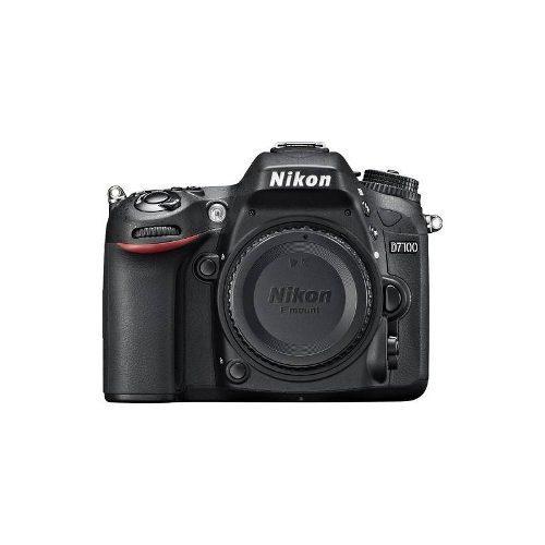 Nikon - D7100 Cámara Réflex Digital (sólo El Cuerpo) -