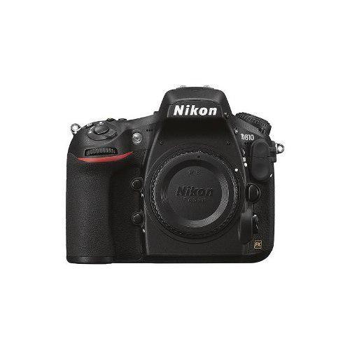 Nikon - D810 Cámara Réflex Digital (sólo El Cuerpo) -
