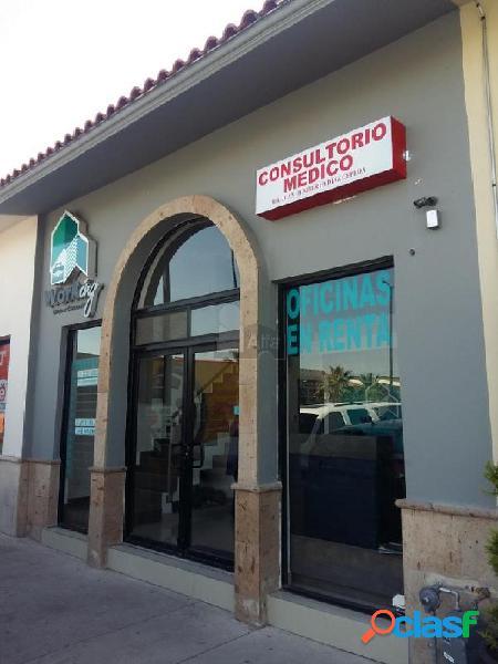 Oficina comercial en renta en Haciendas del Valle I,