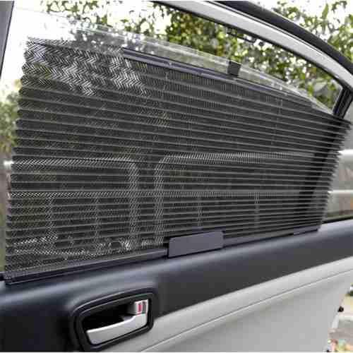 Par De Cortinas Parasol Plegable 46*60 Cm Protector Solar