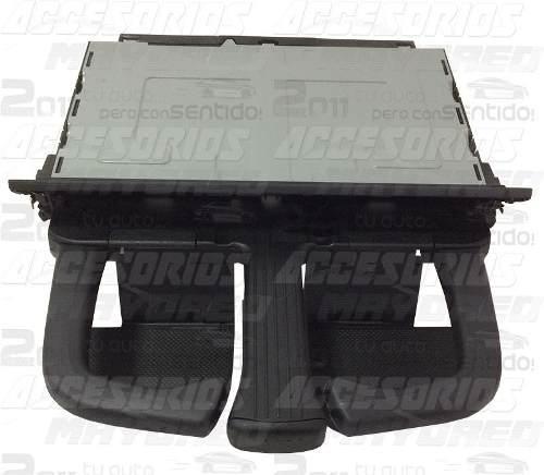 Porta Vasos Consola Central Vw Bora Jetta A4 Vento Golf F1