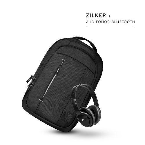 Promoción Mochila Zilker Y Wireless Con Envío Gratis