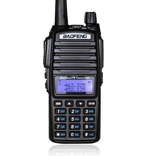 Promoción! Radio Baofeng Uv-82 Walkie Talkie Uhf Vhf Uv82