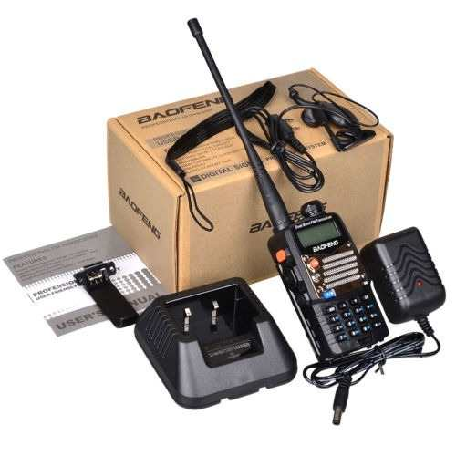 Radio Baofeng Doble Banda Vhf Uhf Uv-5r Profesional