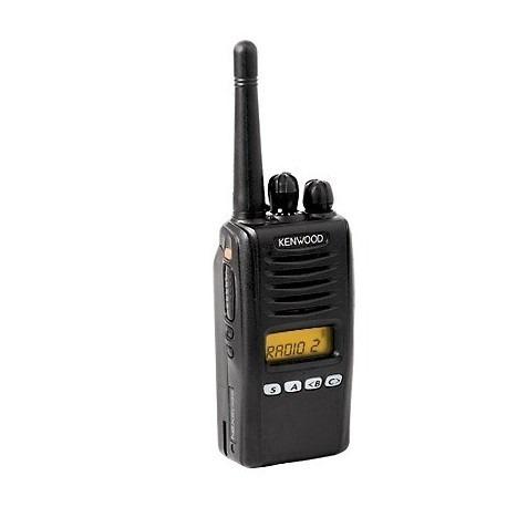 Radio Kenwood Digital Nx220k2 Vhf Pantalla Y Teclado Dtmf