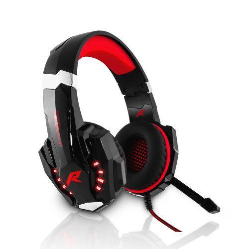 Redlemon Audífonos Gamer G9000 Sonido Hd 360° Micrófono