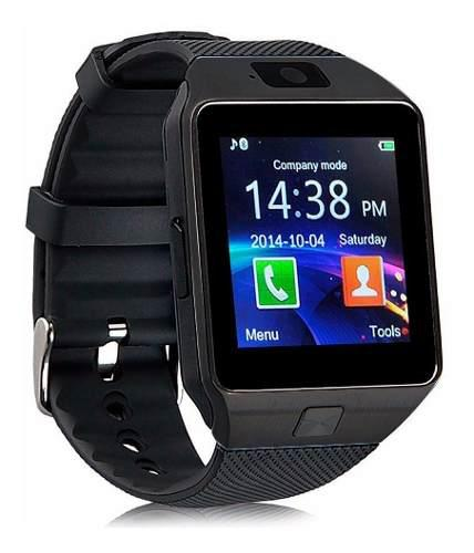 Redlemon Smartwatch Bluetooth Ranura Chip Sim Android Dz09