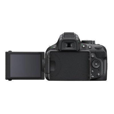 Sólo Nikon D5200 Cámara 24.1 Mp Cmos Digital Slr Cuerpo