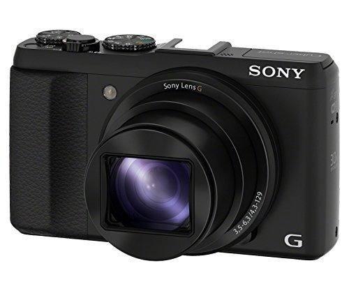 Sony Dsc-hx50v / B 20.4mp Cámara Digital Con Pantalla Lcd