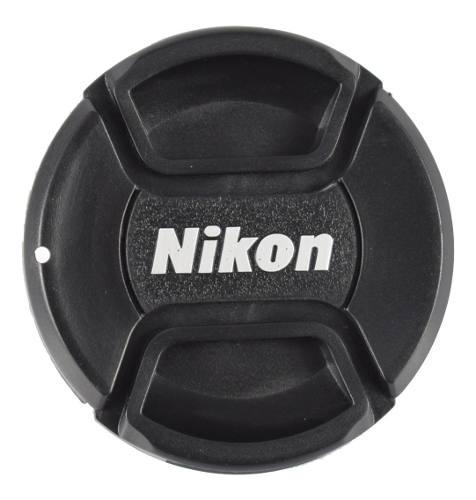 Tapa De 62mm Para Lente Nikon Incluye Correa - Envío Gratis