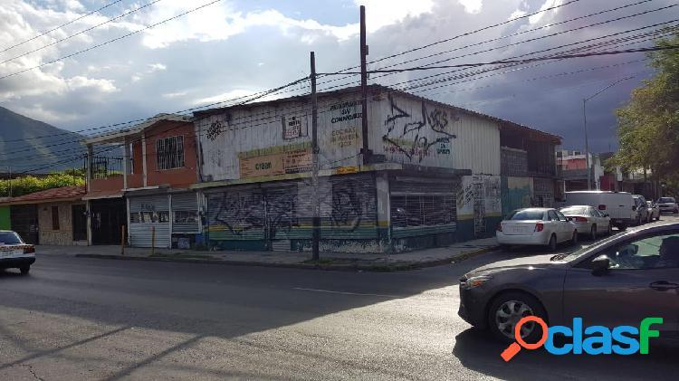 Terreno comercial en renta en Colibrí 1, Guadalupe, Nuevo