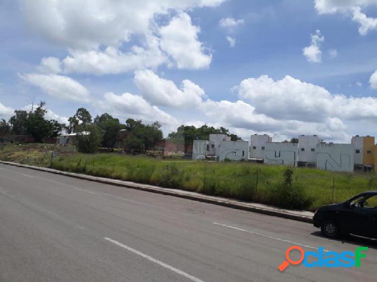 Terreno comercial en renta en Hacienda La Virgen, Irapuato,