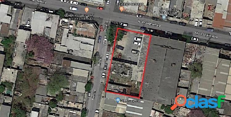 Terreno comercial en renta en Independencia, Monterrey,