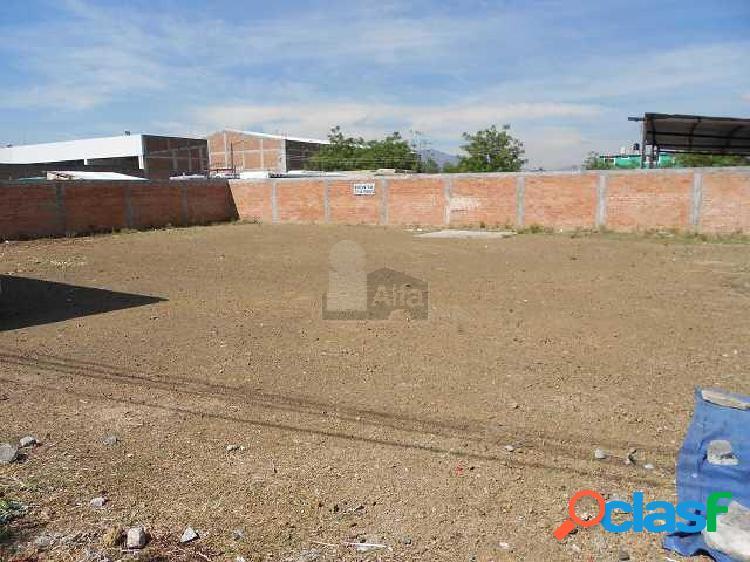 Terreno comercial en renta en Nueva Valladolid, Morelia,
