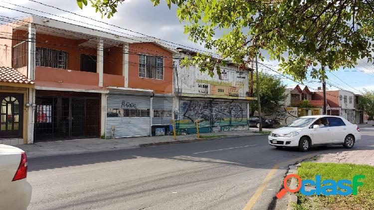 Terreno comercial en venta en Colibrí 1, Guadalupe, Nuevo