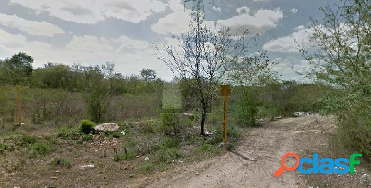Terreno comercial en venta en Kanasín Centro, Kanasín,