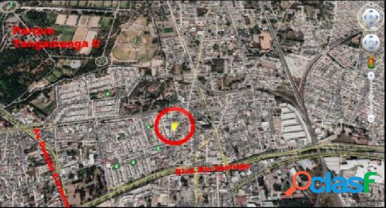 Terreno comercial en venta en Misión de Santiago, San Luis