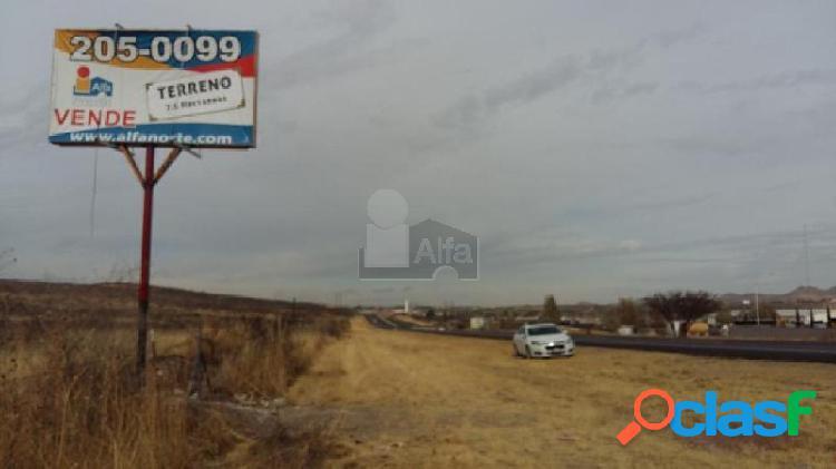 Terreno comercial en venta en Sacramento I y II, Chihuahua,