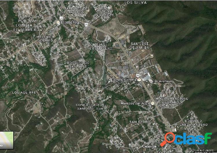 Terreno comercial en venta en San Pedro El Álamo, Santiago,