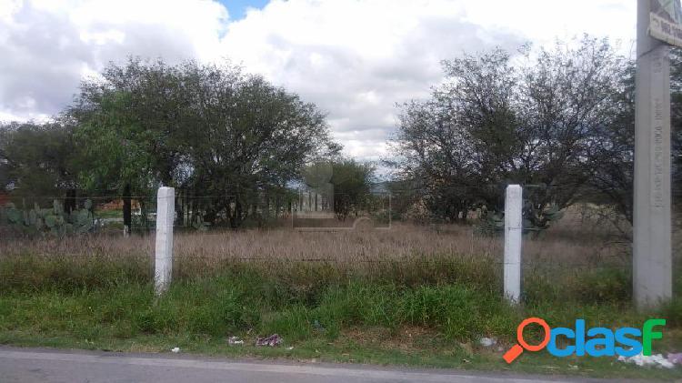 Terreno comercial en venta en Villa de Reyes Centro, Villa