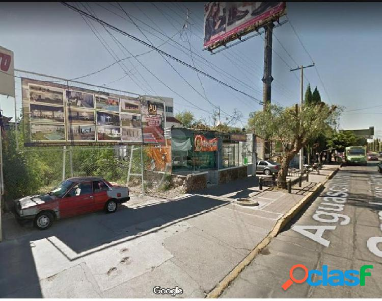 Terreno en venta en Av. Lopez Mateos