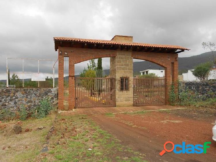 Terreno en venta en Morelia en Fracc. Joya de la Huerta
