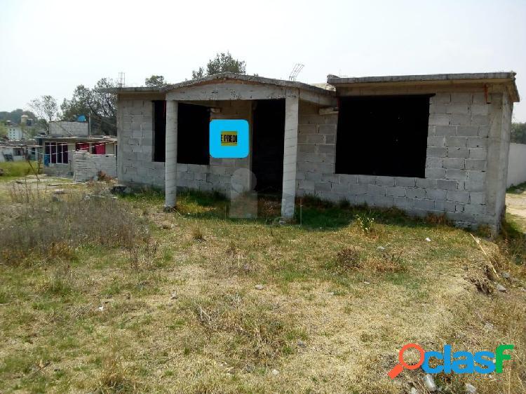 Terreno habitacional en venta en Actipac, Tetla de la