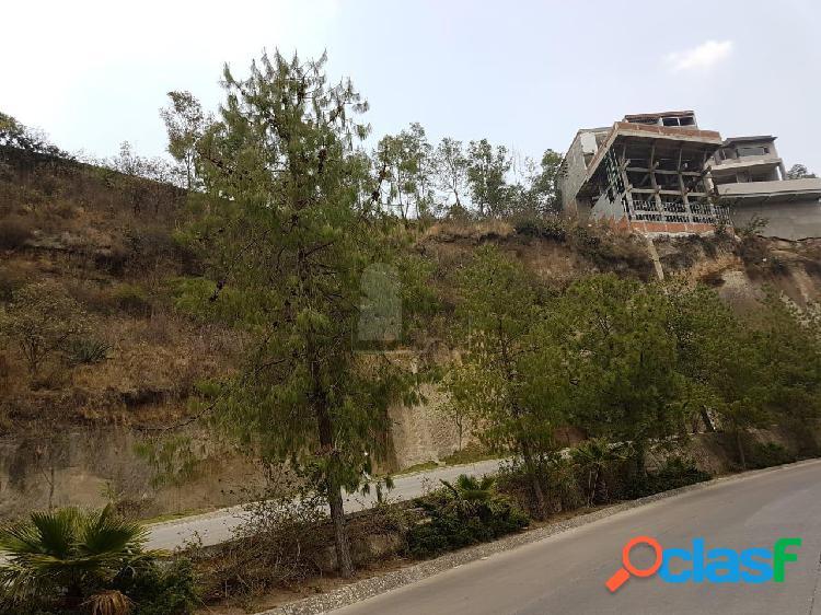 Terreno habitacional en venta en Bosque Real, Huixquilucan,