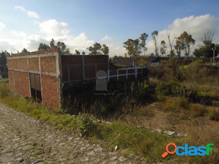 Terreno habitacional en venta en Campestre del Valle,