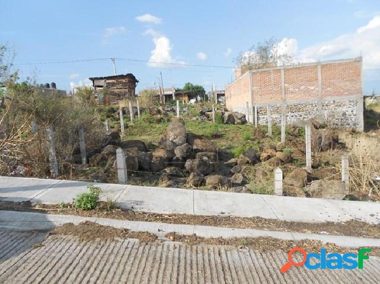 Terreno habitacional en venta en Ciudad Jardín, Morelia,