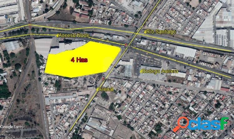 Terreno habitacional en venta en España, San Luis Potosí,