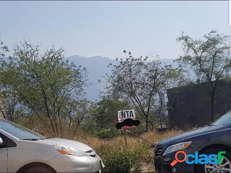 Terreno habitacional en venta en Fuentes del Valle, San