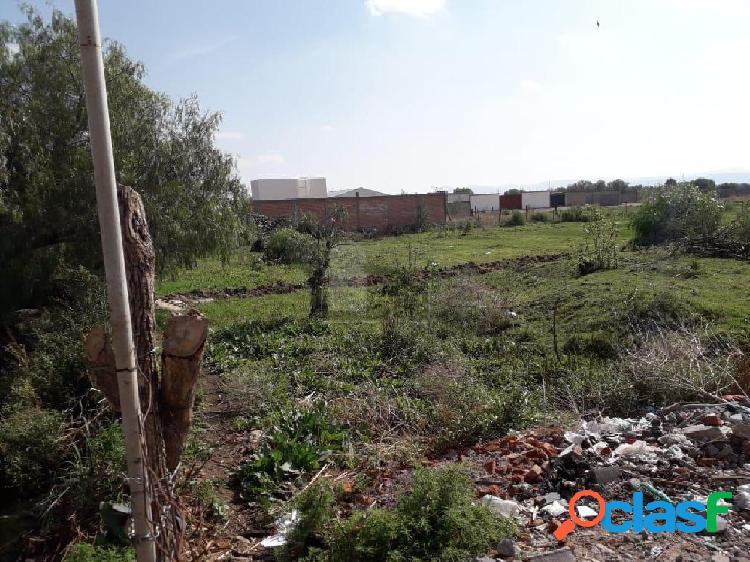 Terreno habitacional en venta en La Libertad, San Luis
