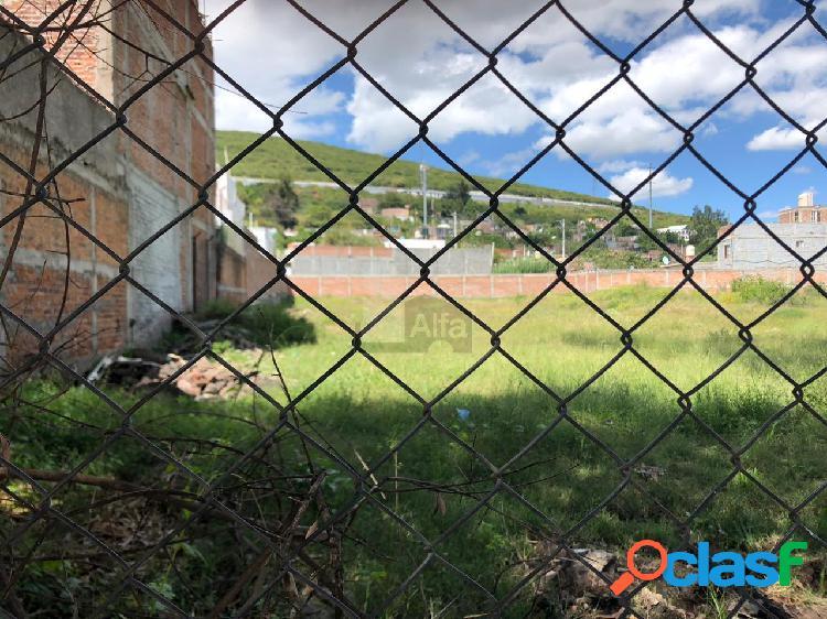 Terreno habitacional en venta en Lomas de Españita,