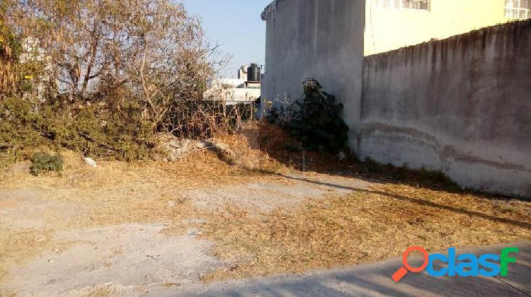 Terreno habitacional en venta en Lomas del Mármol, Puebla,