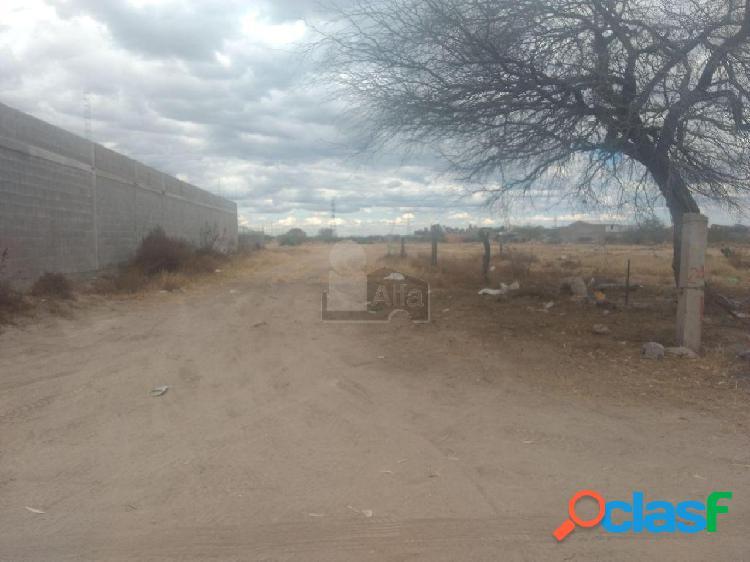 Terreno habitacional en venta en Rancho Nuevo (Rancho Tres
