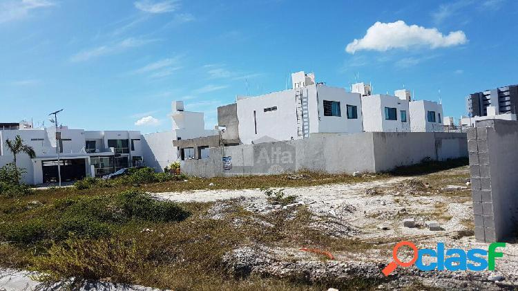 Terreno habitacional en venta en Residencial del Lago,