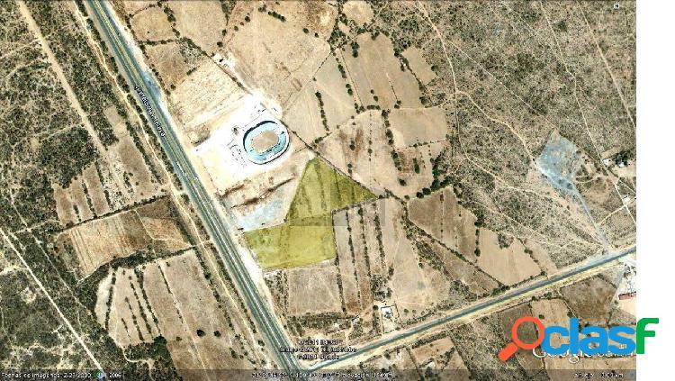 Terreno habitacional en venta en Villa de Reyes, Villa de