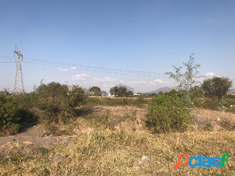 Terreno industrial en venta en Apolo, Irapuato, Guanajuato